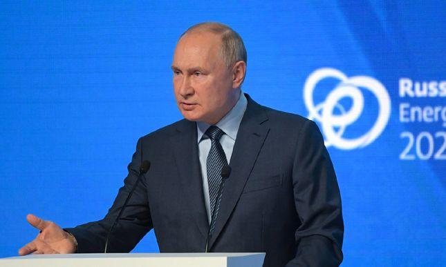 """Владимир Путин заявил об """"изношенности"""" ГТС Украины и пожаловался на откачку российского газа, который идет в ЕС"""