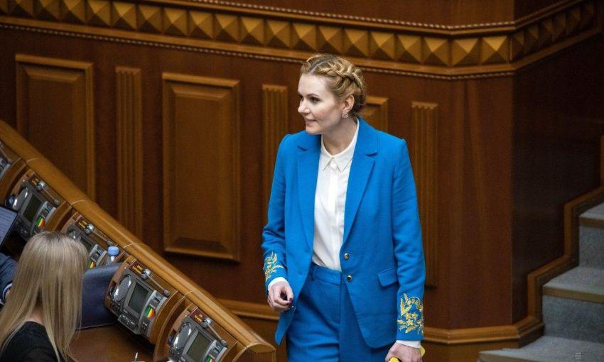 Нардеп Анна Скороход, которая дружила с Поляковым, потеряла сознание в Раде - СМИ