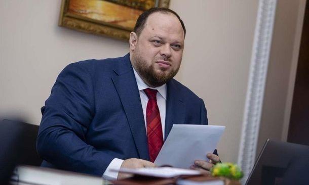 Зеленский уволил своего представителя в ВР Руслана Стефанчука