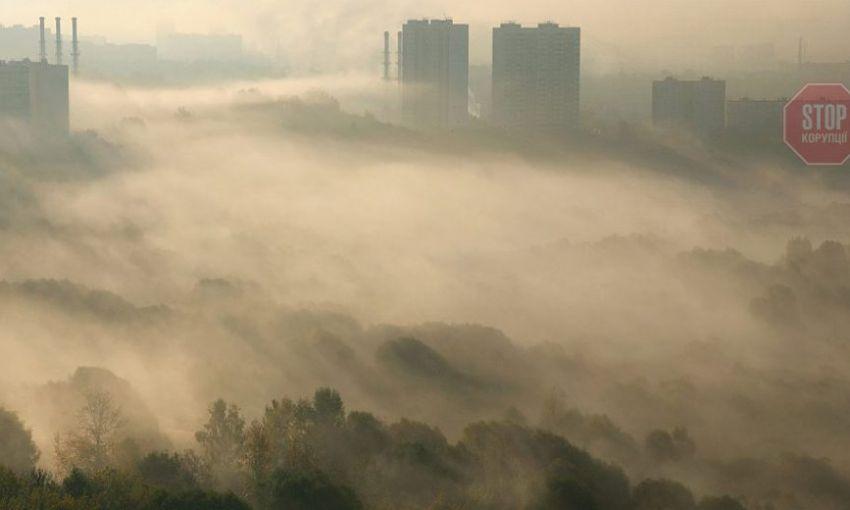 Всю Украину накроет черный смог - известна причина