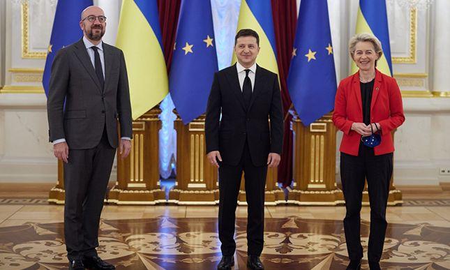 В Киеве начался саммит Украина-ЕС