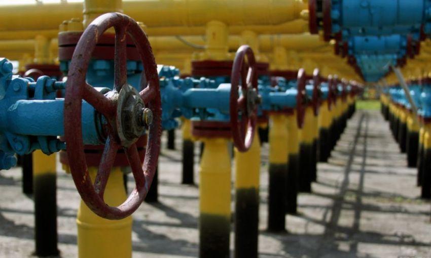 Россия снизила транзит газа через Украину до минимальных объемов
