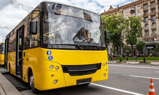 Киев разорвал договора с несколькими перевозчиками: на улицах столицы исчезнут более 230 маршруток