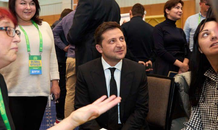В Сети показали, как Владимир Зеленский развлекался под диджейские сеты Давида Арахамии в Трускавце