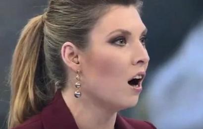Скабеева в истерике: песня украинского комика вызвала бурную реакцию у российских пропагандистов