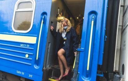 """В """"Укрзализныце"""" есть деньги на зарплаты по $6000 в день, а на нашу безопасность — нет, - Ирина Суслова"""